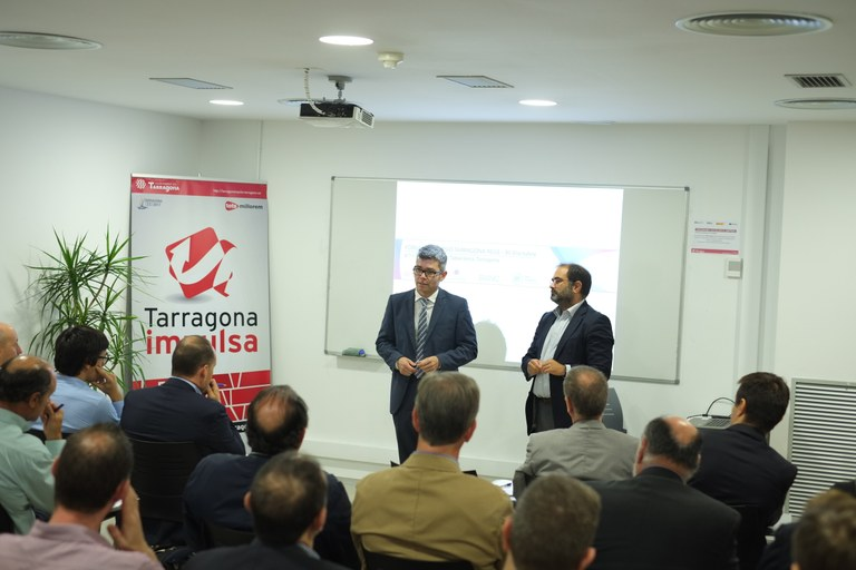 Valoració positiva del Primer Fòrum d'inversió, organitzat pels ajuntaments de Tarragona i Reus