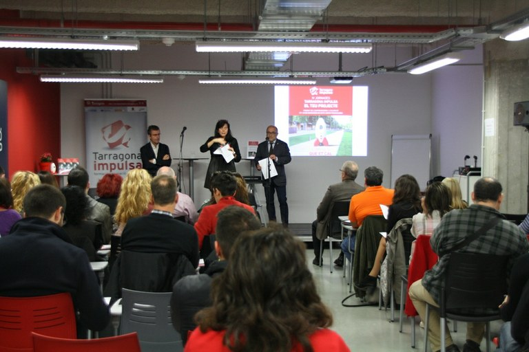Les Jornades Tarragona Impulsa el teu projecte es consoliden com a referent de l'empresa i l'ocupació