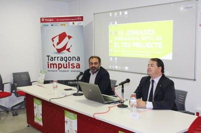Finalitzen les III Jornades Tarragona Impulsa el teu Projecte