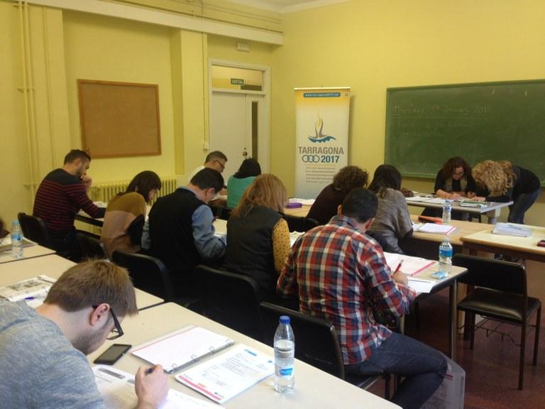 Tarragona Impulsa inicia la formació de Voluntaris dels JJMM 2017