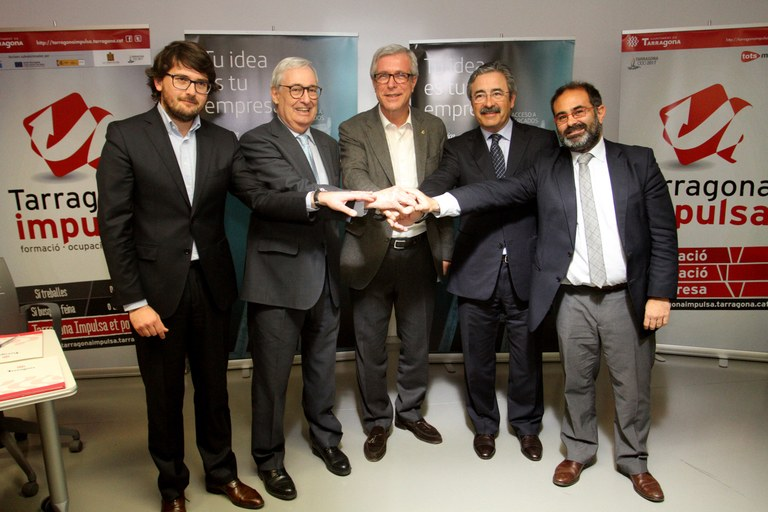 Tarragona Open Future inaugura el primer espai crowdworking de Catalunya