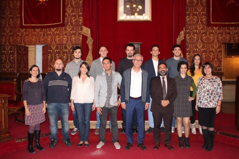 Un projecte sobre un web de turisme especialitzat en persones amb necessitats especials guanya el Yuzz Tarragona