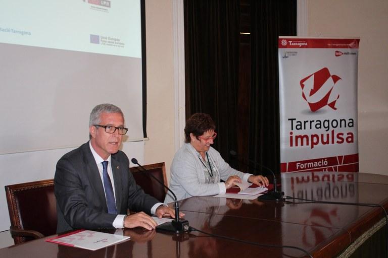 Avui s'ha presentat el Pla Estratègic del Llegat dels Jocs Mediterranis Tarragona 2017