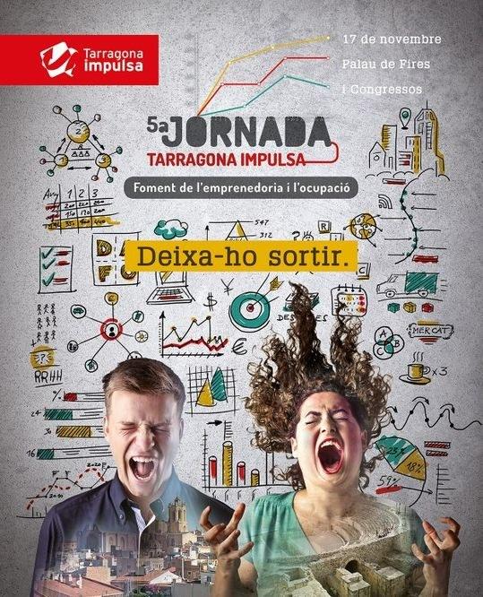 Dijous se celebrarà la V Jornada pel foment de l'emprenedoria i l'ocupació