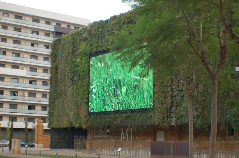 Dimarts 21 hi haurà un networking als jardins de la Tabacalera