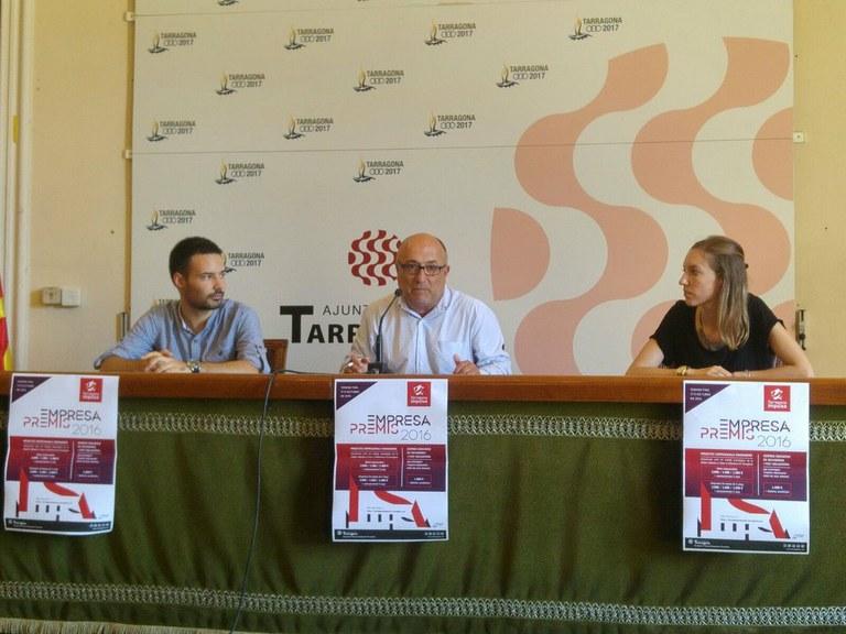Els premis Empresa Tarragona Impulsa premiaran les empreses del territori creades en els darrers tres anys