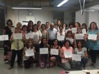 """Finalitzen les dues primeres edicions del projecte """"Cap a la feina en femení"""""""