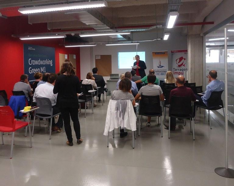 La Taula Estratègica dels Jocs Mediterranis ha estat inclosa al Banc de Bones Pràctiques dels Governs Locals de Catalunya