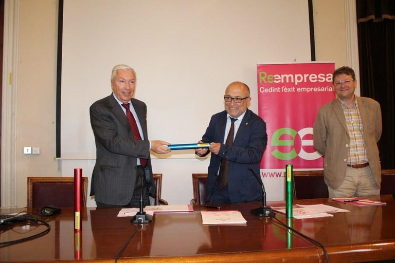L'Ajuntament posa a disposició del teixit empresarial el programa Reempresa