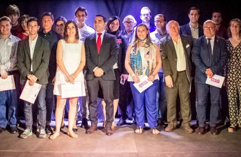 Un negoci d'aprenentatge amb vídeos de dibuixos animats guanya el Yuzz Tarragona per a joves emprenedors