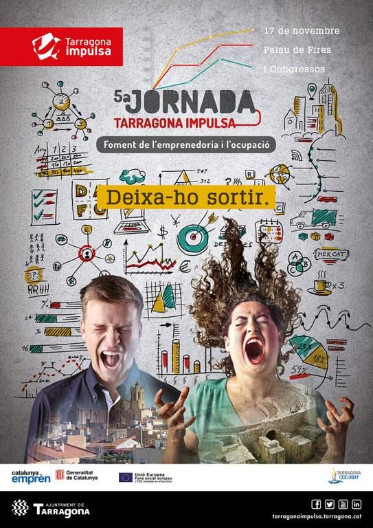 Inscripcions obertes per la V Jornada Tarragona Impulsa
