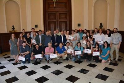 Els Premis Empresa Tarragona Impulsa i el programa Yuzz distingeixen el talent emprenedor del territori