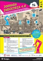 La jornada 'Indústria 4.0' explica aquest dijous les claus de la nova revolució industrial