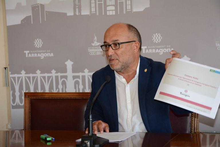 L'Ajuntament de Tarragona facilitarà la transformació innovadora a 45 botigues de ponent i el centre de la ciutat