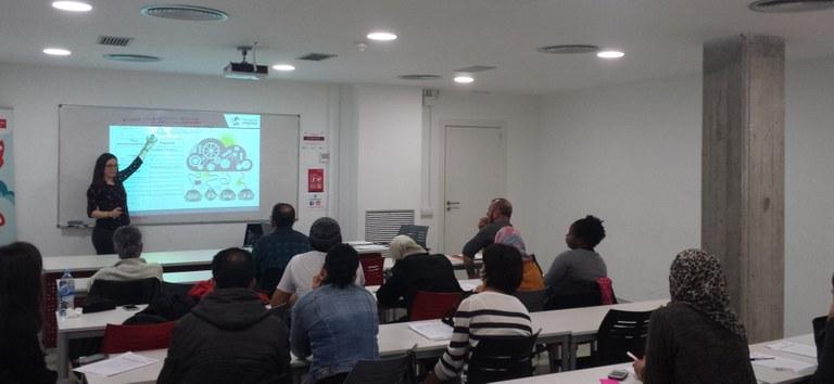 Tarragona Impulsa t'ajuda en la cerca activa de feina