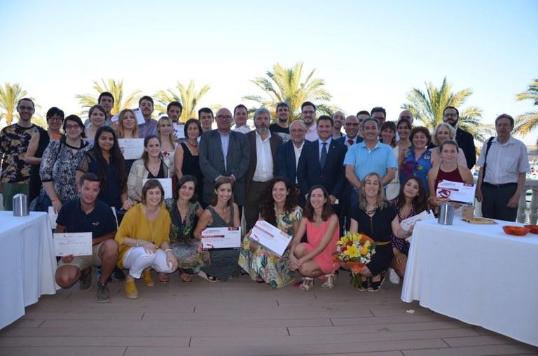 Els Premis Empresa Tarragona Impulsa, Open Future i Explorer reparteixen 25.000 € per promoure i reconèixer l'esperit emprenedor