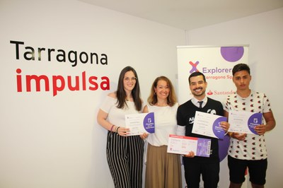 Un projecte per ajudar les pimes a accedir als mercats internacionals, guanyador del 7è Programa Explorer a Tarragona