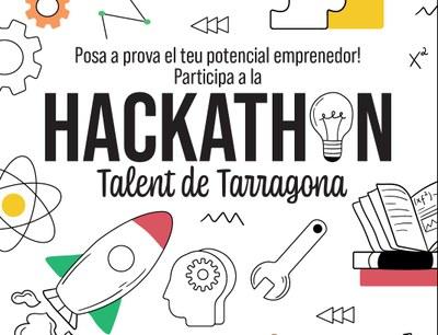 Tarragona Impulsa i URV Emprèn busquen talent emprenedor per a la 1a Hackathon Online Tarragona Talent
