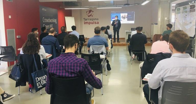 Comença la sisena convocatòria del Tarragona Open Future