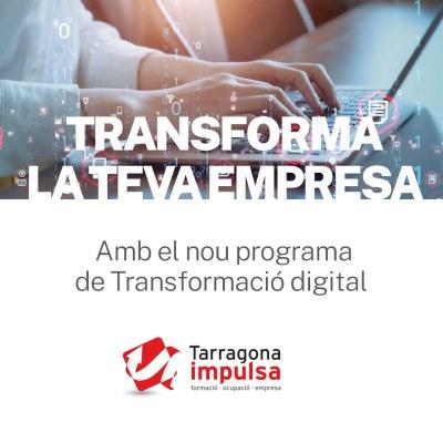 Dissabte finalitza el període per sol·licitar els ajuts a la transformació digital