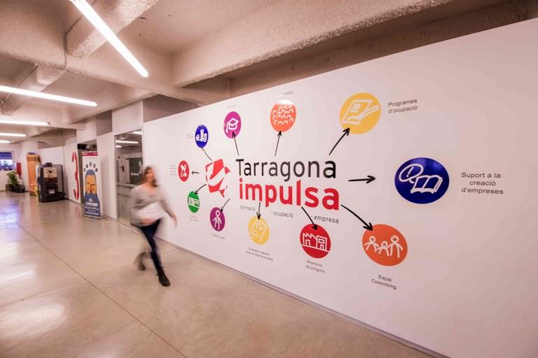 L'Ajuntament de Tarragona atorga un total de 50.000 € en ajudes a la contractació a empreses de la ciutat