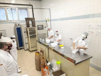 L'Ajuntament de Tarragona inicia la formació en fleca i pastisseria de 15 joves